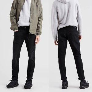 Men's Levi's 512 Slim Taper Fit Jeans Faded Black